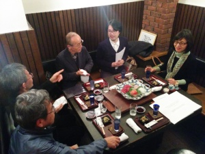 西條蔵修景プロジェクトメンバー