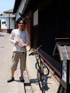 阪南市サイクリスト