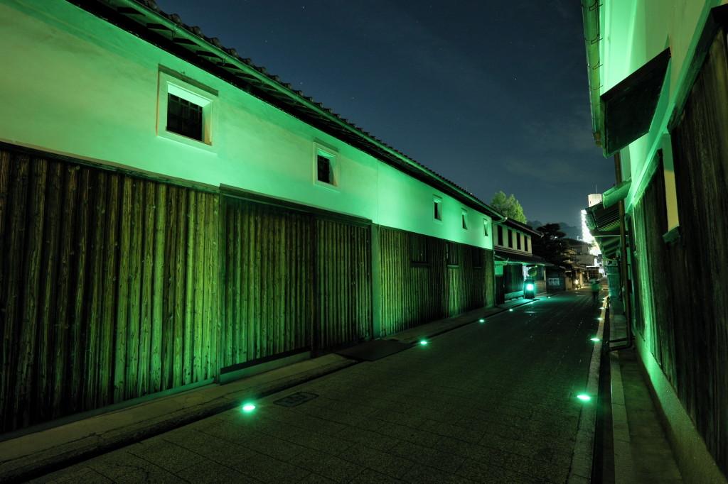 ライトアップグリーン3